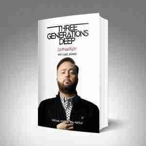 DJ Phantasy Three Generations Deep