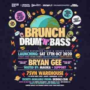 DnB Brunch Bryan Gee