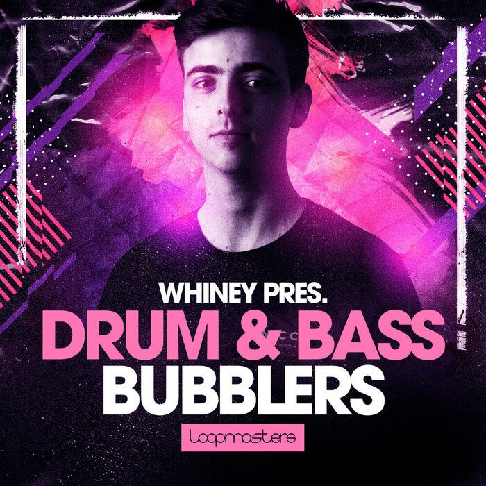 Whiney Drum & Bass Bubblers